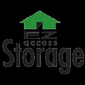 EZ Access Storage Vertical Logo