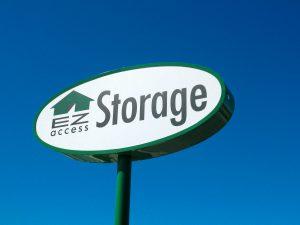 EZ Access Storage Facility's Sign