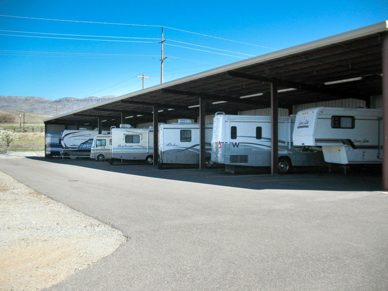 storage for camper in Wenatchee, WA