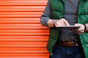 Rent a storage unite online in Wenatchee or Rock Island