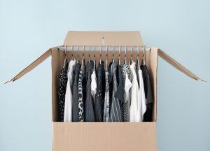 wardrobe box saves you time and energy