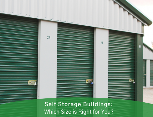 Self Storage Buildings: Which Size is Right for You?
