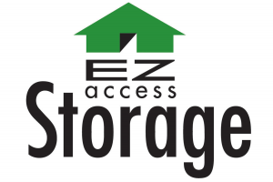 EZ Access Storage logo on white background.