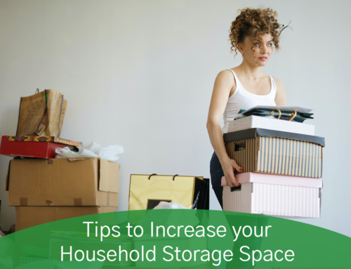 Tips to Increase your Household Storage Space